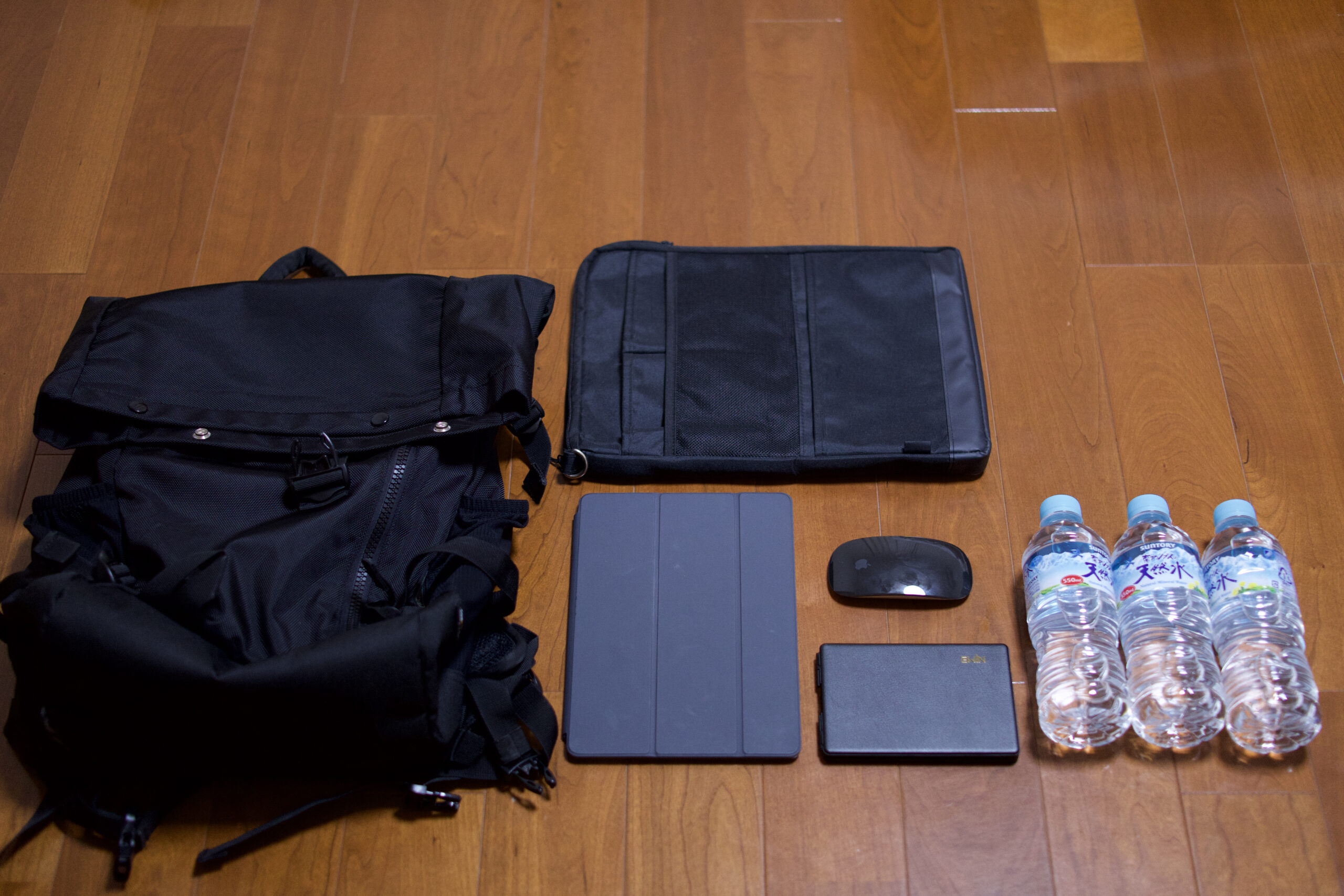 contents of bag
